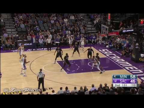 Minnesota Timberwolves vs Sacramento Kings   Full Highlights  Oct 29, 2016  2016 17 NBA Season