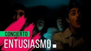CONCIERTO ENTUSIASMO | Hecatombe! | Video Oficial