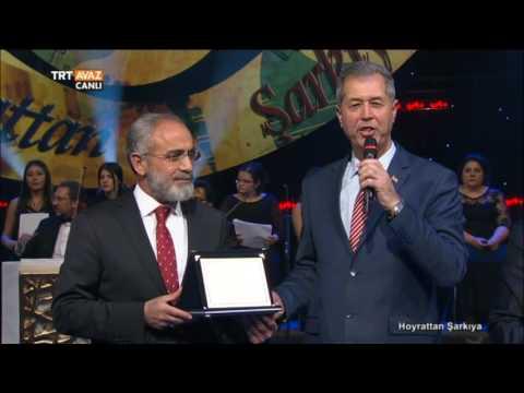 İLESAM Hoyrattan Şarkıya Ankara Konseri Plaket Töreni -TRT Avaz