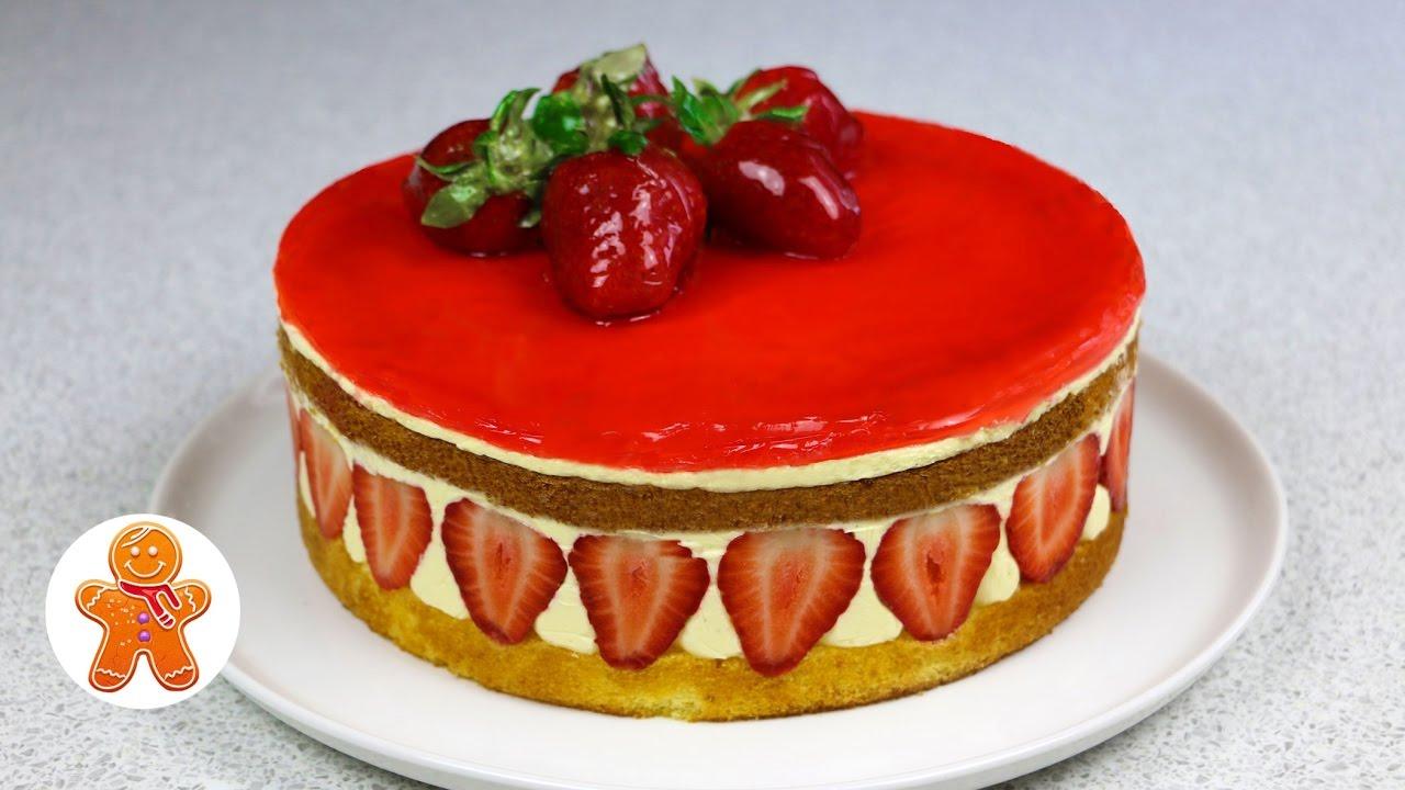 торт фрезье рецепт с фото пошагово видео от бабушки эммы