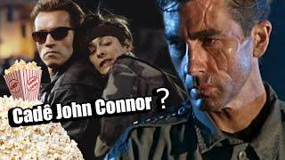 O QUE ACONTECEU COM JOHN CONNOR? Análise O Exterminador Do Futuro: Destino Sombrio [ñ REACT]