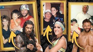 QUAND LES SUPERSTARS DE LA WWE ETAIENT JEUNES...