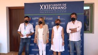 Los Cursos de Verano de la UAL emplazan 'el diálogo' de arte y libro