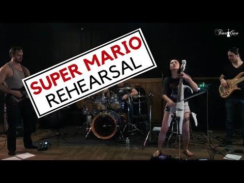 Super Mario Rehearsal  Tina Guo