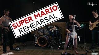Super Mario Rehearsal - Tina Guo