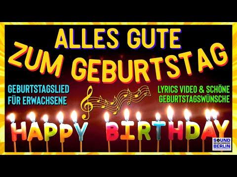 Geburtstag zum alles whatsapp gute Alles Gute