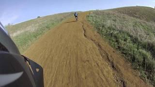 Mountain Biking at Fremont Older Open Space Preserve