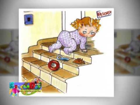 Como prevenir accidentes en casa con los ni os youtube - Casas para ninos ...