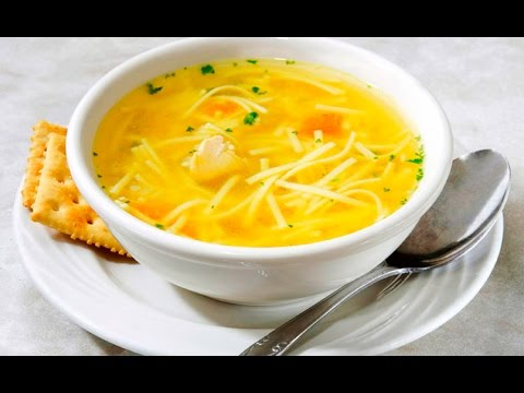 Суп на курином