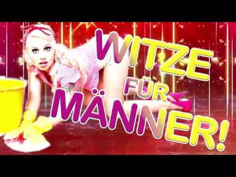 WITZE Für MÄNNER (Lustige Witze Mix, Schwarzer Humor)