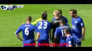 Leicester City Vs West Ham United 2-2 All Goals & Highlights Premier League | 17/04/16