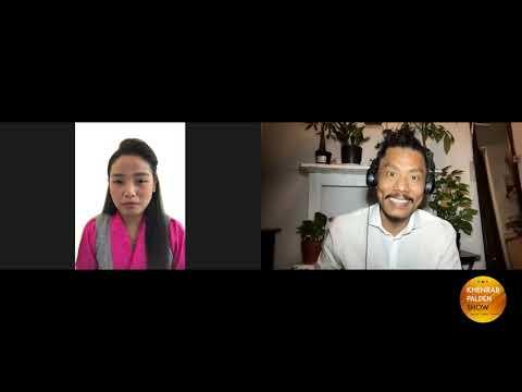 Sakina Batt   News Anchor/Host   Tibet TV   KPS #NEXTUP