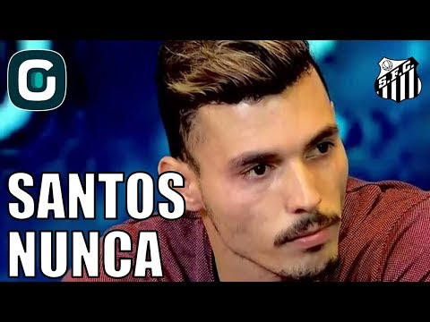 A Versão De Zeca Sobre Impasse Com Santos- Gazeta Esportiva (09/02/18)