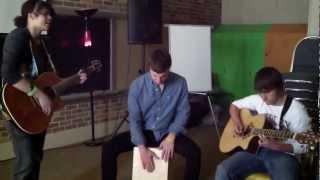 Colton Dixon - Never Gone Acoustic Cover