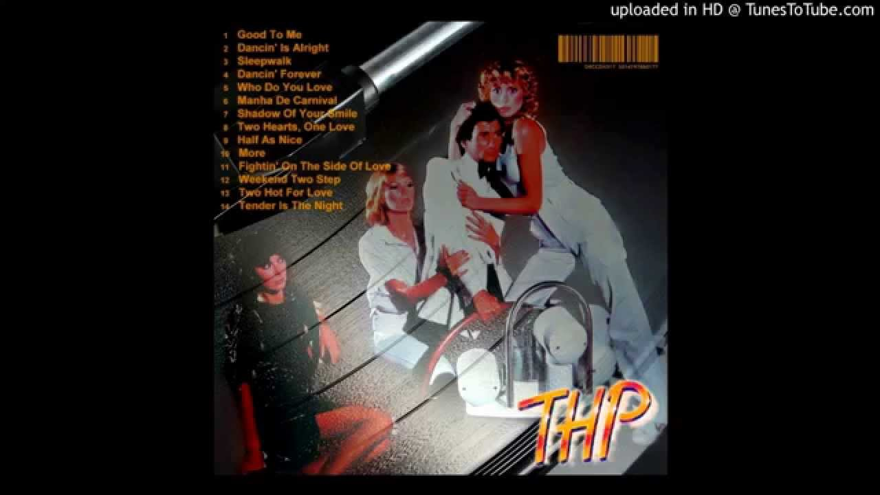 THP ORCHESTRA *~* TENDER IS THE NIGHT 1979 - YouTube
