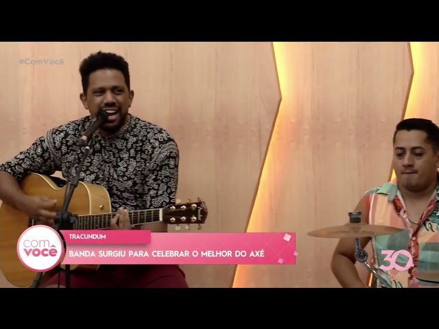 Show: Tracundum - Domingo, às 18H na Vila do Porto