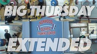 Big Thursday @ Norwood - Extended Edition (Ilya Ilyin, Vasiliy Polovnikov) [4k60]