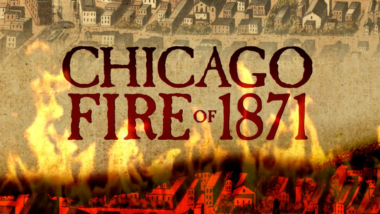 Image result for the chicago fire of 1871