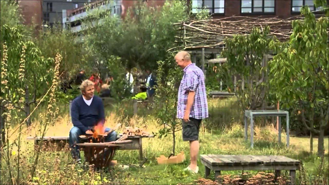 Tuin aan de maas in programma nederland van boven youtube for Tuin programma