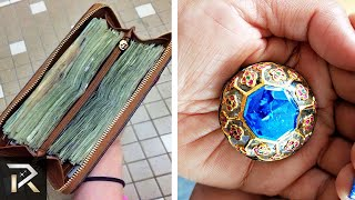 10 Extremely Lucky Finds That Made People Rich In Thrift Shops