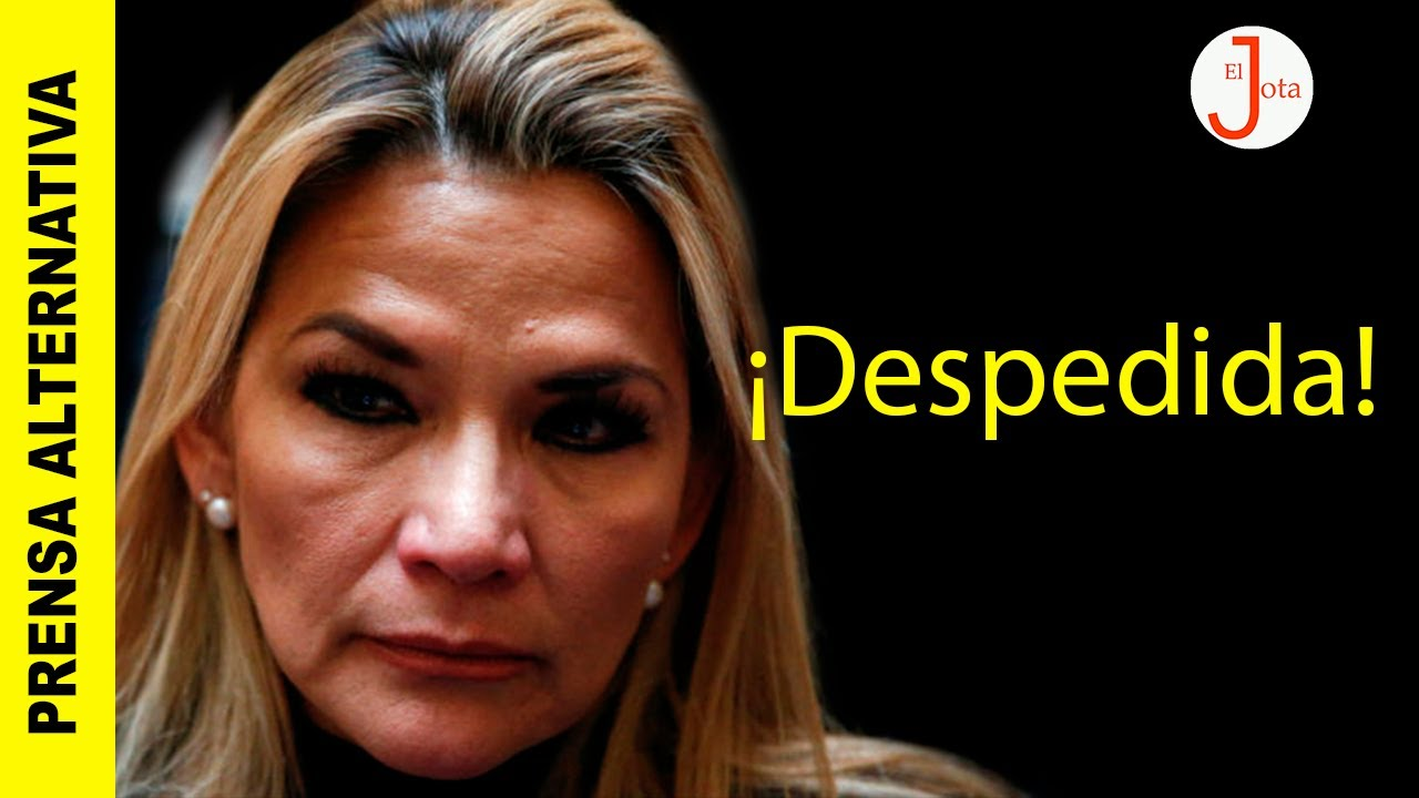 Dictadora boliviana obligada a renunciar a candidatura a la presidencia. Fifís le dan la espalda