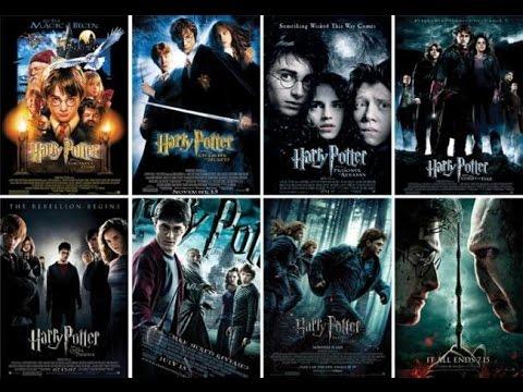 Descargar todas las 8 peliculas de Harry Potter en español ...
