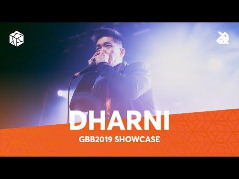 DHARNI | Grand Beatbox Battle Showcase 2019