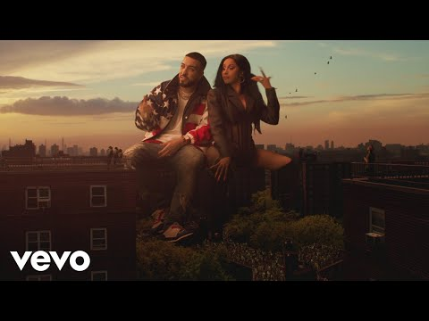 French Montana - Writing on the Wall ft. Post Malone, Cardi