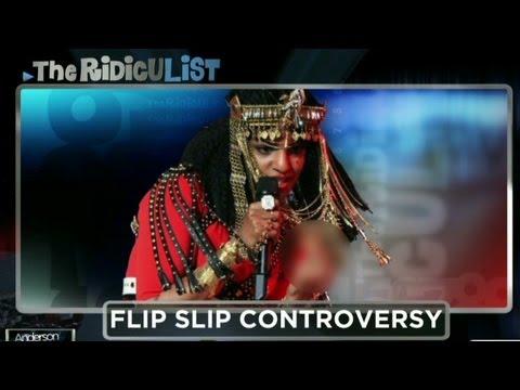 RidicuList: Superbowl 'flip