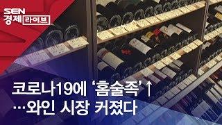 코로나19에 '홈술족'↑…와인 시장 커졌다