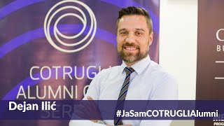 #JaSamCOTRUGLIAlumni: Dejan Ilić