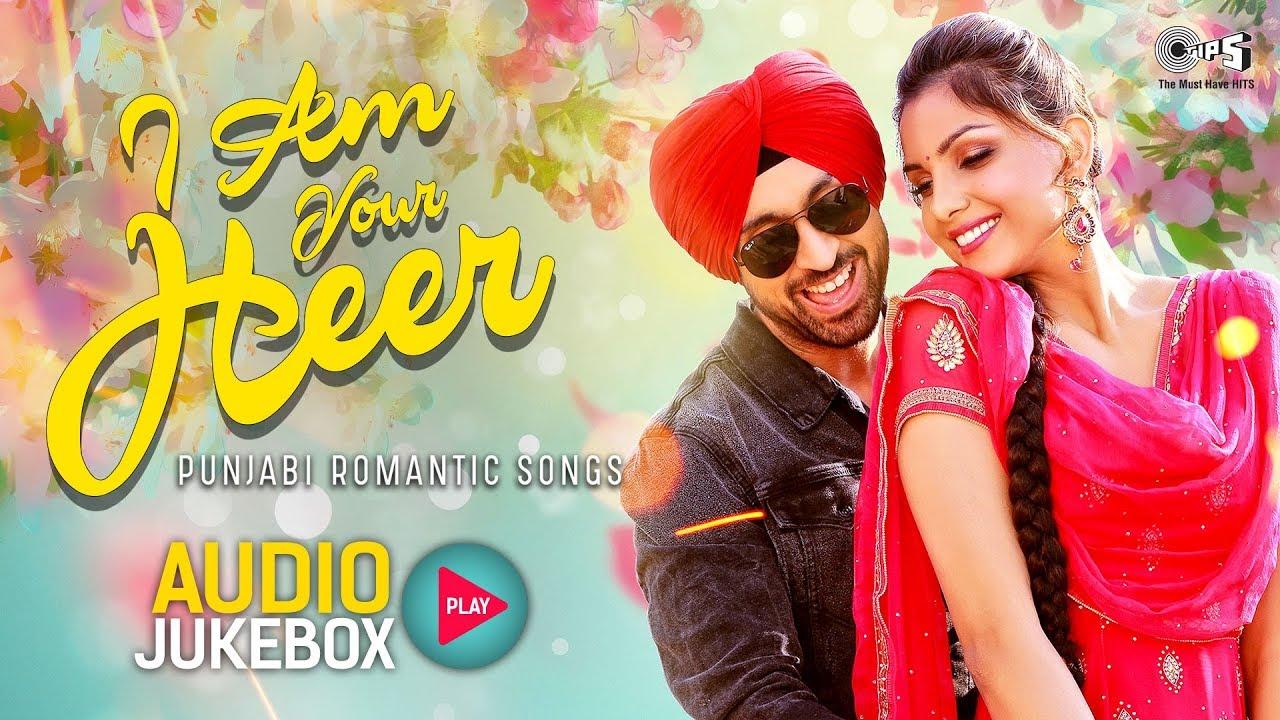 I Am Your Heer Audio Jukebox   Punjabi Love Songs   All Time Romantic Hits