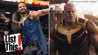 Seth Rollins' best pop-culture-inspired gear: WWE List This!