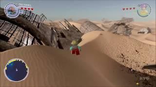 156  LEGO Star Wars  The Force Awakens   Maz Kanata   Free Roam Gameplay PC HD 1080p60FPS
