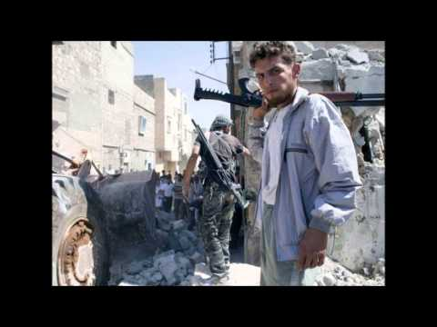 Free  Syrian Army Song