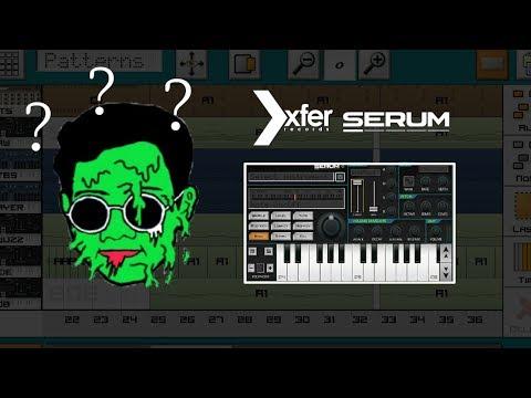 download xfer serum free