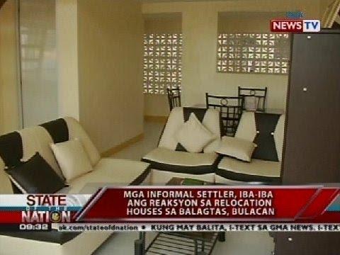 SONA: Pagpapaupa o pagbebenta sa relocation houses, tututukan ng National Housing Authority
