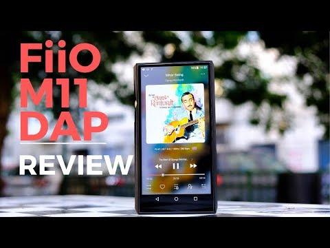 FiiO M11 DAP Review