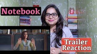 Notebook Trailer Reaction   Notebook Trailer Review