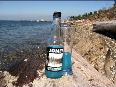 Jones Soda: Berry Lemonade Review