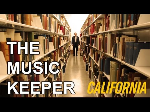 The Music Keeper