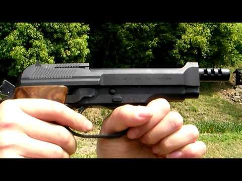 KSC Beretta M93R 1ST HeavyWeight GBB part2 ベレッタM93R ガスブローバック