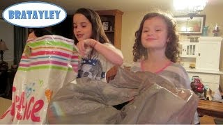 What's in Our Shopping Bags? (WK 170.4) | Bratayley