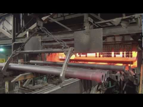 Griffin Pipe Products Lynchburg Plant Tour