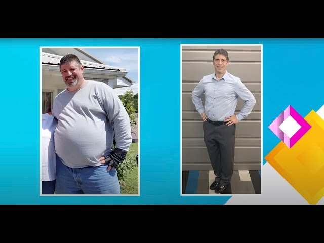 Local St. Louisan loses 155lbs!