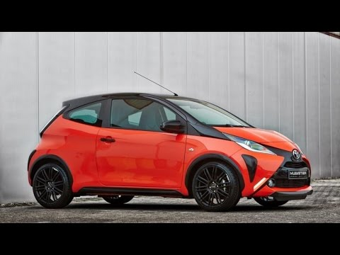 musketier toyota aygo styling kit youtube. Black Bedroom Furniture Sets. Home Design Ideas
