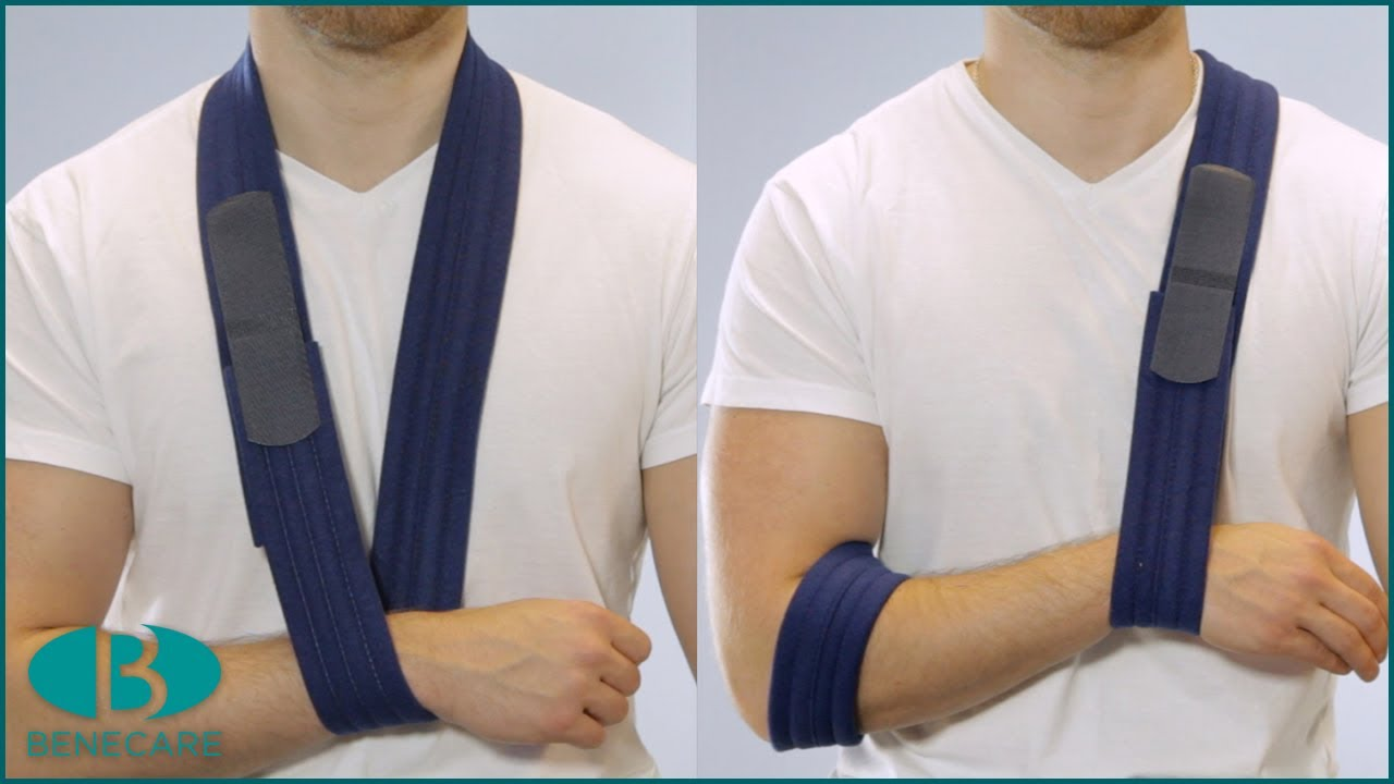 sling how to put on