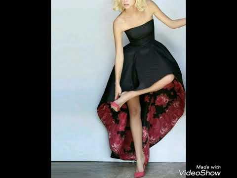 e691c6f0a61a1 لعشاق الموضة فساتين قصير رائعة - أناقة وأزياء Moufida fashion - imclips.net