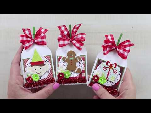 Christmas In July Party Favors.Day 5 Of 12 Days Of Christmas In July Treat Holders Polly S