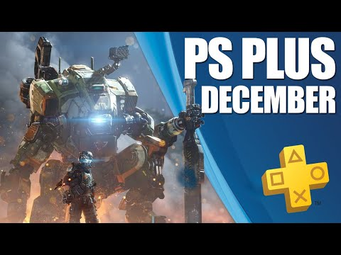 PlayStation Plus Monthly Games - December 2019
